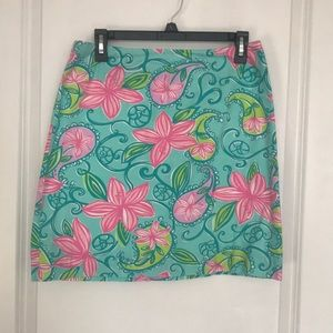 Lilly Pulitzer 🌸 skirt